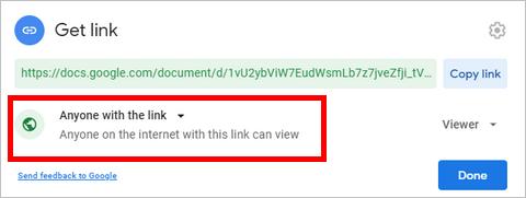 cara membuat link google drive untuk pengumpulan tugas 2